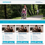 WebDesign – Portál domovů