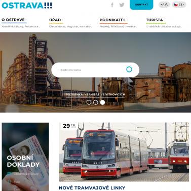 WebDesign - Ostrava