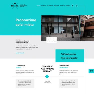 WebDesign - Refillova