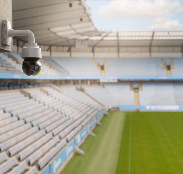Kamerové systémy na sportovištích