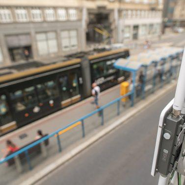 Wi-Fi připojení na zastávkách DPO